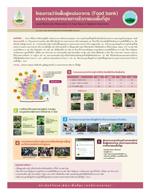 21. โครงการวิจัยฟื้นฟูแหล่งอาหาร (Food Bank) และความหลากหลายทางชีวภาพบนพื้นที่สูง